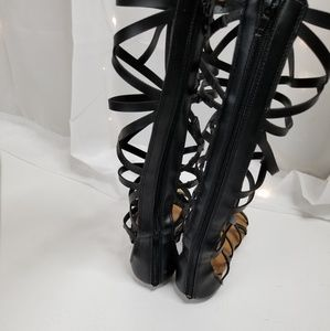 Fergalicious Shoes - Fergalicious Graceful Gladiator Sandal